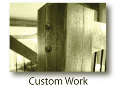 link to custom woodwork gallery